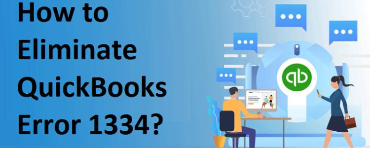Quickbooks Error 1334